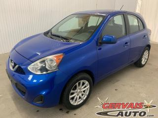 Used 2015 Nissan Micra Sv A/c Bluetooth for sale in Trois-Rivières, QC