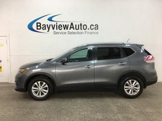 Used 2016 Nissan Rogue SV - AWD! HEATED SEATS! REVERSE CAM! ALLOYS! for sale in Belleville, ON