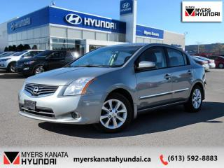 Used 2012 Nissan Sentra 2.0  - $89 B/W for sale in Kanata, ON