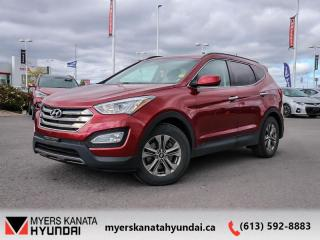 Used 2015 Hyundai Santa Fe Sport 4DR FWD 2.4L  - $116 B/W for sale in Kanata, ON