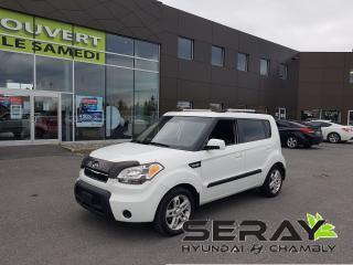 Used 2010 Kia Soul 2u, MAGS, A/C, BLUETOOTH, CRUISE for sale in Chambly, QC