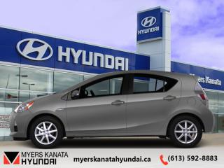 Used 2012 Toyota Prius c 5DR HB  - $122 B/W for sale in Kanata, ON