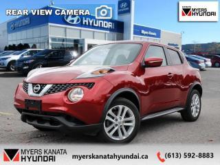 Used 2015 Nissan Juke SV  - $84 B/W for sale in Kanata, ON