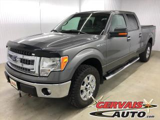 Used 2013 Ford F-150 XLT XTR V8 4X4 CREW MAGS Caméra Bluetooth for sale in Shawinigan, QC