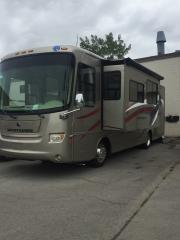 Used 2008 - HOLIDAY VACATIONER XL - 340HP! 2 SLIDES! CUMMINS DIESEL! 59,000 MILES! for sale in Belleville, ON