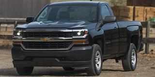 Used 2017 Chevrolet Silverado 1500 LS for sale in Scarborough, ON