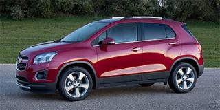 Used 2016 Chevrolet Trax LT for sale in Scarborough, ON