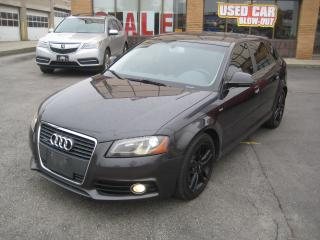 Used 2009 Audi A3 S-Line AT DSG 2.0T quattro Sunroof Leather Coming! for sale in North York, ON