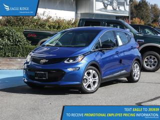Used 2019 Chevrolet Bolt EV LT Apple CarPlay & Android Auto, Backup Camera for sale in Coquitlam, BC