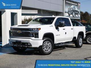 Used 2020 Chevrolet Silverado 2500 HD High Country Navigation, Heated Seats, Backup Camera for sale in Coquitlam, BC