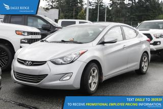 Used 2011 Hyundai Elantra Limited for sale in Coquitlam, BC