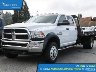 Used 2016 RAM 5500 Chassis ST/SLT/Laramie for sale in Coquitlam, BC