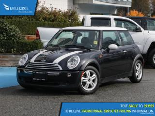 Used 2006 MINI Cooper Heated Seats & Sunroof for sale in Coquitlam, BC