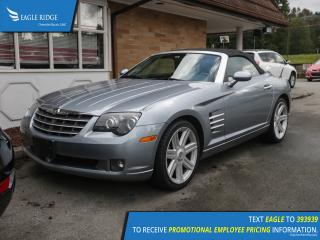 Used 2006 Chrysler Crossfire Limited for sale in Coquitlam, BC