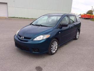 Used 2006 Mazda MAZDA5 5 portes GS, boîte automatique for sale in Quebec, QC