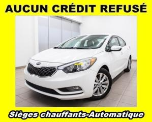 Used 2015 Kia Forte 1.8L LX AUTOMATIQUE SIÈGES CHAUFFANTS *BAS KM* for sale in St-Jérôme, QC