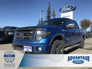 Used 2014 Ford F-150 FX4 One Owner - Power Moonroof for sale in Calgary, AB