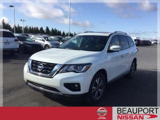 Used 2019 Nissan Pathfinder SL 4WD ***ENS. PRIVILÈGE*** for sale in Beauport, QC