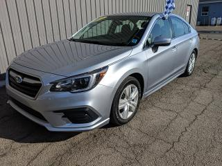 Used 2018 Subaru Legacy 2.5i ALL WHEEL DRIVE | CLASS LEADING FUEL ECONOMY | BACKUP CAMERA | FACTORY WARRANTY for sale in Charlottetown, PE