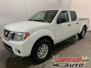 Used 2018 Nissan Frontier SV 4x4 V6 Crew Cab MAGS Bluetooth Caméra *Comme neuf* for sale in Trois-Rivières, QC