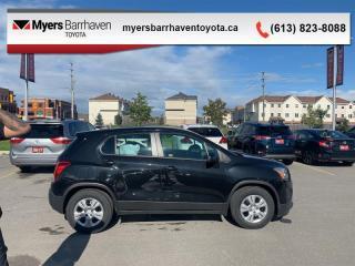 Used 2015 Chevrolet Trax LS  - Bluetooth -  OnStar - $85 B/W for sale in Ottawa, ON