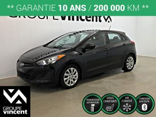 Used 2013 Hyundai Elantra GT GL ** GARANTIE 10 ANS ** Fiable et pratique! for sale in Shawinigan, QC