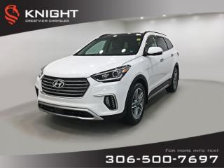 Used 2018 Hyundai Santa Fe XL Ultimate AWD V6 | Leather | Sunroof | Navigation for sale in Regina, SK