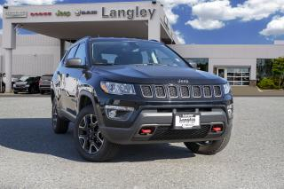 Used 2019 Jeep Compass Trailhawk - Off Road Ready for sale in Surrey, BC