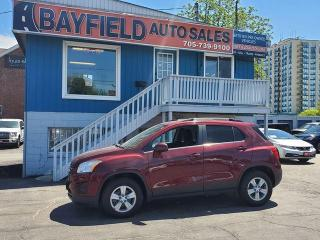 Used 2016 Chevrolet Trax LT AWD **Bluetoorh/Remote Start/Only 32k!!** for sale in Barrie, ON