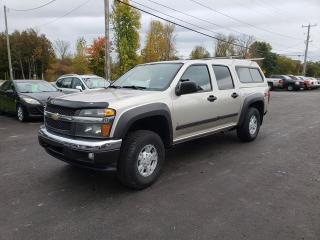 Used 2006 Chevrolet Colorado LT Z71 for sale in Madoc, ON