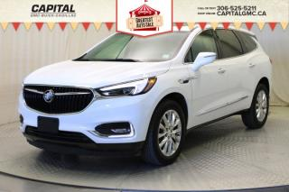 Used 2019 Buick Enclave Essence AWD*LEATHER*SUNROOF*NAV* for sale in Regina, SK