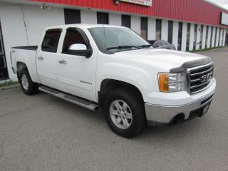 Used 2013 GMC Sierra 1500 SLE $11,995 + HST + LIC FEE / 4X4 / CERTIFIED for sale in North York, ON