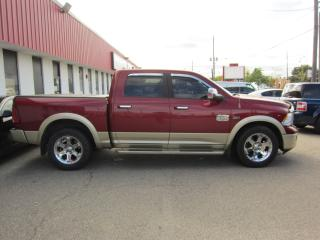 Used 2012 RAM 1500 Laraime Longhorn $17,995+HST+LIC FEE / TOP OF THE LINE / NAVIGATION / CERTIFIED for sale in North York, ON