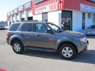 Used 2010 Ford Escape Xlt $6,995 + HST + LIC FEES / LEATHER / 4X4 / SUNROOF for sale in North York, ON