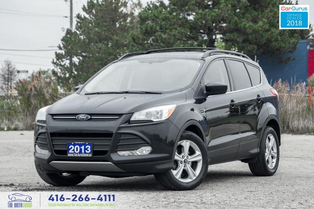 2013 Ford Escape Pano*Roof*NavGps Certified Clean Carfax We Finance