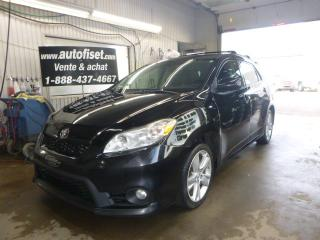 Used 2011 Toyota Matrix 4DR WGN AUTO AWD for sale in St-Raymond, QC