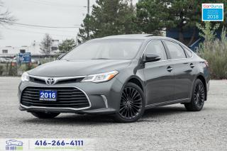 Used 2016 Toyota Avalon Touring*Navi*Gps Clean Carfax Certified We Finance for sale in Bolton, ON