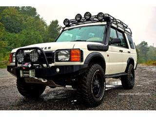 Used 2002 Land Rover Discovery Series II SD for sale in Vancouver, BC