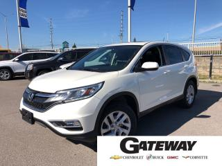 Used 2016 Honda CR-V EX-L|1 Owner No Accidents|Backup CAM| for sale in Brampton, ON