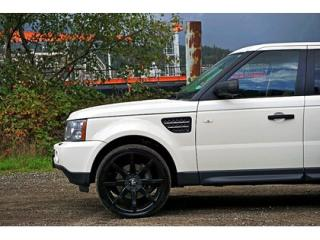 Used 2009 Land Rover Range Rover Sport SC for sale in Vancouver, BC