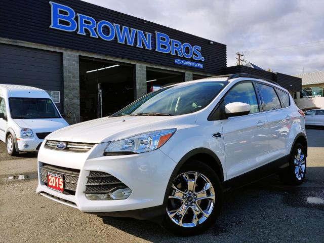 2015 Ford Escape SE, LOCAL, NO ACCIDENTS, HTD SEATS