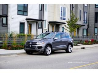 Used 2011 Volkswagen Touareg Comfortline for sale in Vancouver, BC