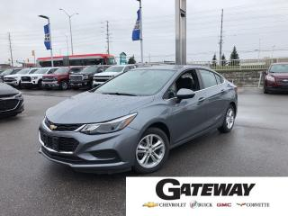 Used 2018 Chevrolet Cruze LT||BACKUP CAM|ALLOYS|BLUETOOTH| for sale in Brampton, ON