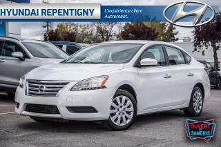 Used 2015 Nissan Sentra 4DR SDN CVT S for sale in Repentigny, QC