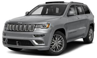Used 2019 Jeep Grand Cherokee Summit for sale in Ottawa, ON