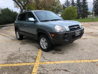 Used 2006 Hyundai Tucson GL V6 Alloys / All new brakes / Very Clean! for sale in Winnipeg, MB