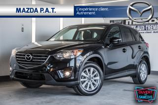 Used 2016 Mazda CX-5 CX-5 AWD 2016+TOIT+GPS+ANGLE MORT+CAMERA DE RECUL for sale in Montréal, QC