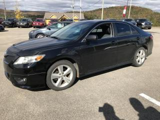 Used 2011 Toyota Camry Berline 4 portes, 4 cyl. en ligne, boîte for sale in Val-David, QC