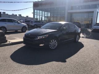 Used 2014 Kia Optima EX for sale in Red Deer, AB