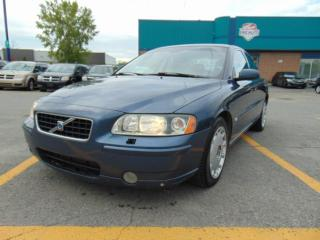 Used 2005 Volvo S60 2,5 L 4 portes, traction intégrale, Turb for sale in St-Eustache, QC